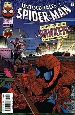 Untold Tales of Spider-Man #17 1997 VG Stock Image Low Grade