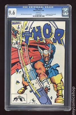 Thor (1st Series Journey Into Mystery) #337 1983 CGC 9.6 0190084025