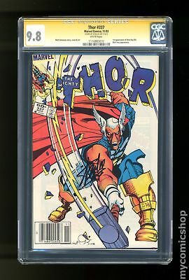Thor (1st Series Journey Into Mystery) #337 1983 CGC 9.8 SS 1116883010