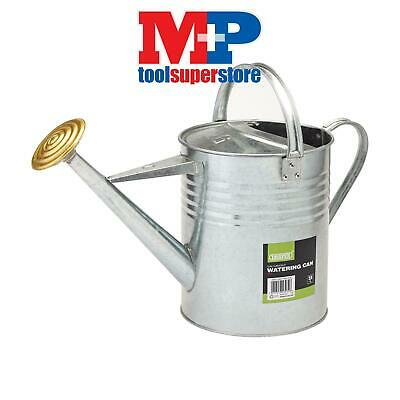 Draper 53234 Galvanised Watering Can (9L)