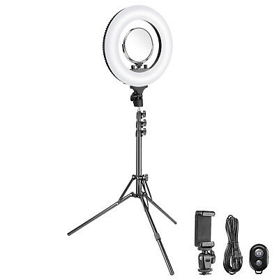 Neewer Studio 14-inch Outer Dimmable SMD LED Ring Light with 69-inch Stand Kit