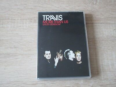 Travis - More Than Us DVD Musik