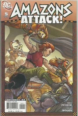 Amazons Attack (2007) #5 Back Issue (S)