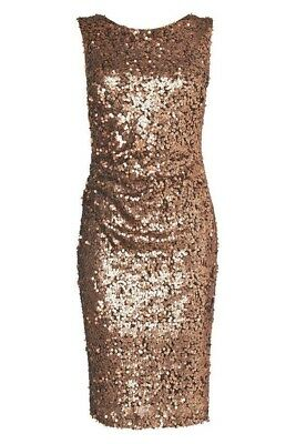 316dbc9f PHASE EIGHT / 8 Lulabelle sequin disc dress Size 10 - $39.81 | PicClick