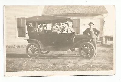 C3 - REAL PHOTO AUTOMOBILE ANNI  20/30  - F.to Piccolo Postcard  Cartolina