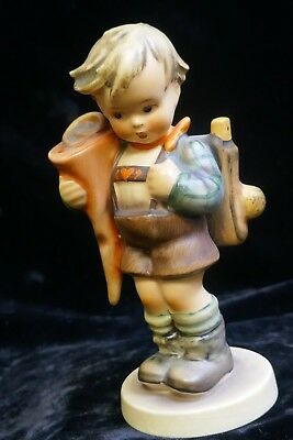 Vintage Hummel Little Scholar Figurine HUM - 80 By Goebel TMK - 5