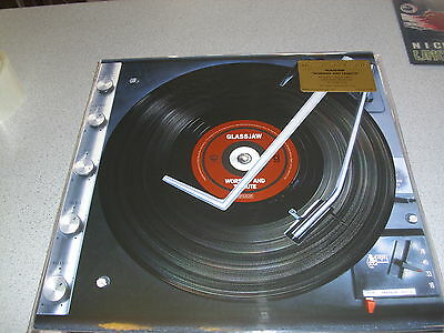 Glassjaw - Worship And Tribute - limited Numbered Clear 180g LP Vinyl / GLASSJAW