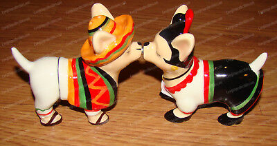 Chi, Chi, Chi Salt & Pepper Shakers (Attractives Collection, 8592) Chihuahua