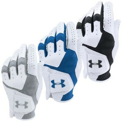 Under Armour Herren Ua Coolswitch Leder Golfhandschuh Linke Hand Mlh
