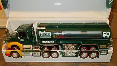 Hess Gasoline '14 Collector's Edition Truck and Tanker