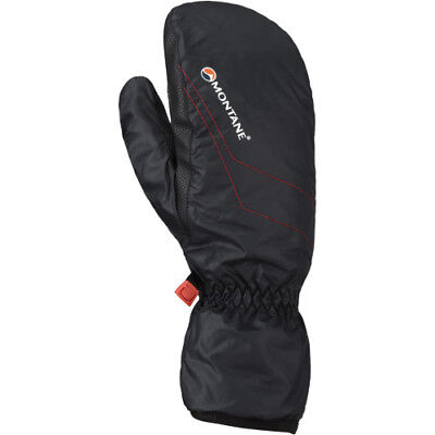 Montane Super Prism Mens Gloves Outdoor Mitts - Black All Sizes