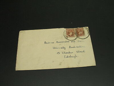 Nigeria 1930s? Cover to UK faults *2842