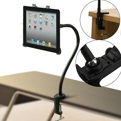 Tablet Stand Holder 360°Rotating Lazy Bed Desk Mount iPad 2 3 4 Air Mini Samsung