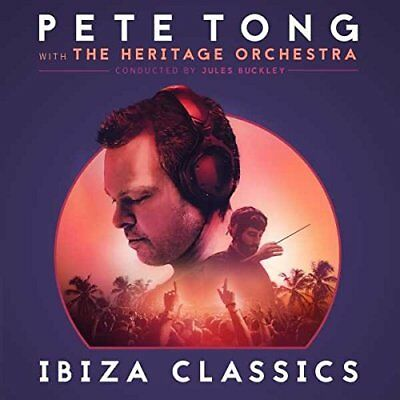 Pete Tong with The Heritage Orchestra - Ibiza Classics - NEW CD Sealed