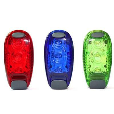LED Safety Light Nighttime Visibility for Runner Cyclist Walker Jogger Good#CA