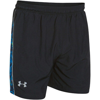"""Under Armour Mens UA Launch 5"""" Reflect Running Shorts Gym Training 38% OFF"""