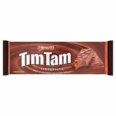 Arnott's Tim Tam Biscuits 200g (2 Pack) (Made in Australia) [Amazon Prime] (Orig