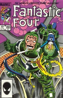Fantastic Four (1st Series) Mark Jewelers #283MJ 1985 VF 8.0