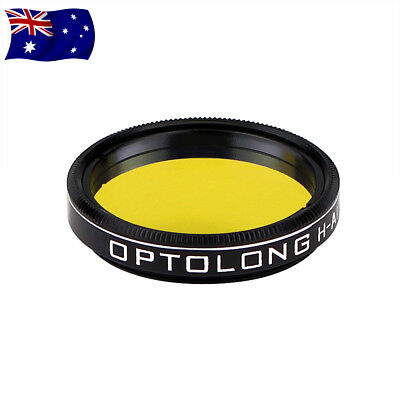 "OPTOLONG H-Alpha 7nm 1.25"" Filter Narrowband for Astronomical Photography New!!!"