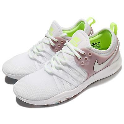 ca3d639021a Wmns Nike Free TR 7 VII White Elemental Rose Women Training Shoes 904651-102