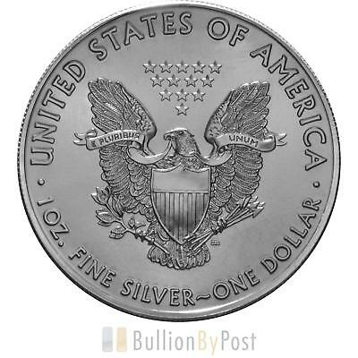 2018 1oz American Eagle Silver Coin