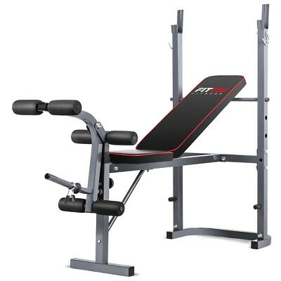 Banc de musculation fitness formation jambes et bras -FITFIU