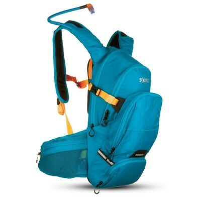 Source Ride 3+ 15L light blue Trinkrucksack Trinksystem Biking-Rucksack Touren
