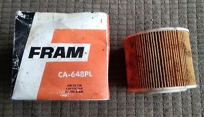 Hillman Sunbeam Imp Deluxe Super Caledonian Californian Air Filter FRAM CA648PL