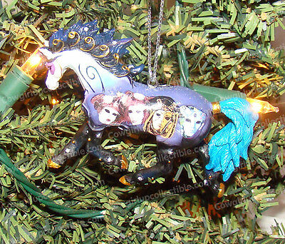 VENETIAN CARNIVAL Ornament (Horse of Different Color by Westland, 20517) Arabian