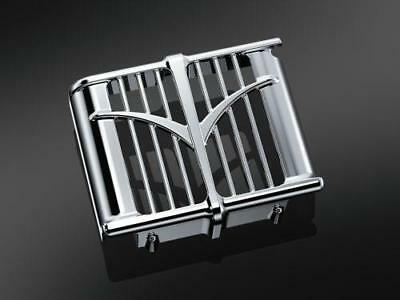 Kuryakyn Oil Cooler Cover #5640 Indian Chief Classic/Chief Vintage 2014-2016