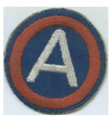 US 3rd Army Patch World War II patch