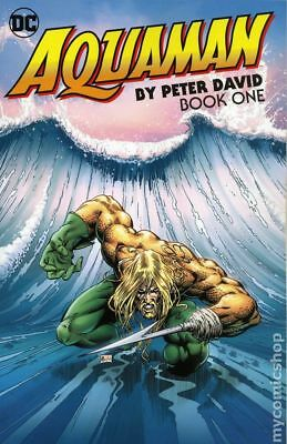Aquaman TPB (DC) By Peter David #1-1ST 2018 NM