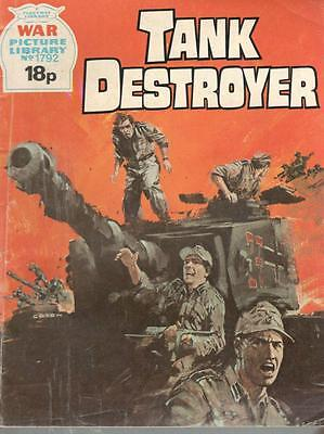 1980  No 1792 33080 War Picture Library  TANK DESTROYER