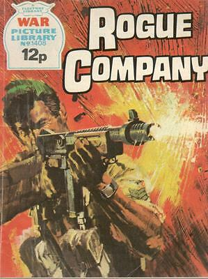 1977  No 1408 33068 War Picture Library  ROGUE COMPANY