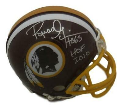 f06d5998 JOE GIBBS AUTOGRAPHED/SIGNED Washington Redskins Mini Helmet HOF JSA ...