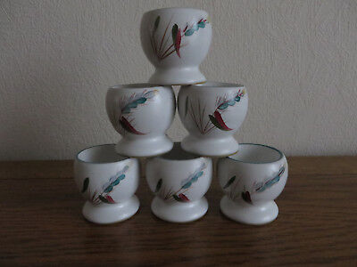 Denby Greenwheat 6 x Egg Cups