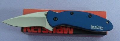 Kershaw Knife 1620Nb 1620 Navy Blue Scallion Ken Onion Speedsafe Assisted Usa