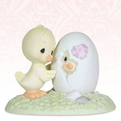 Precious Moments Love at First Sight Chick