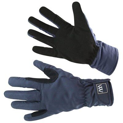 Woof Wear Waterproof Womens Gloves Everyday Riding Glove - Navy All Sizes