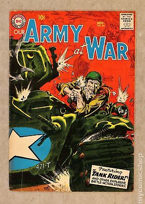 Our Army at War #64 1957 VG+ 4.5