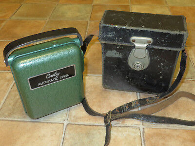 Cowley Automatic Level With Carry Case, In Superb Used Condition.
