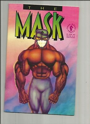 The Mask 0  NM 1991 Scarce  Dark Horse Comics  US comics