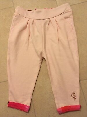 Ted Baker Baby Girl Pink Trousers 9-12 Months New