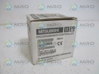 Mitsubishi Fx2N-16Eyt-Ess/ul Programmable Controller 5-30Vdc*new In Box*