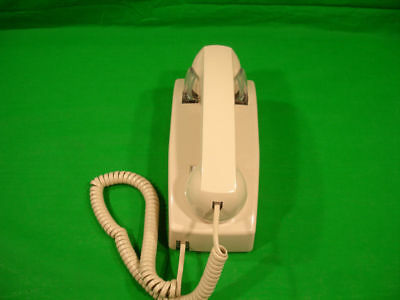 2554 Style No Dial Wall Phone Hotel Lobby Telephone Ash