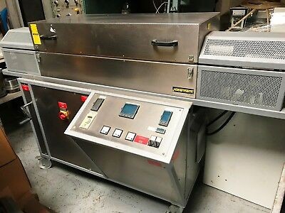 "Nabertherm Model RSR 120/1000/11 Rotary Tube Furnace 1100C 4"" Diameter Year 2012"