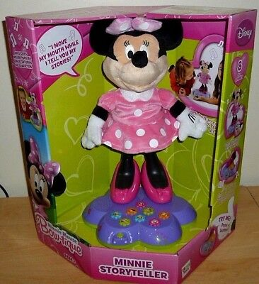 Brand New Disney Minnie Mouse Story Teller
