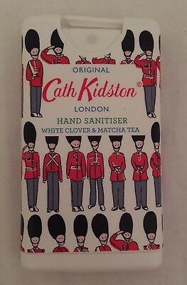 Cath Kidston Brand New London Guards Hand Sanitiser