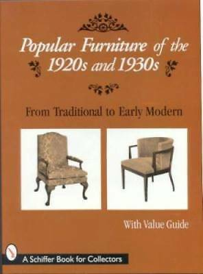Antique & Vintage Furntiture from 1920's - 1930's Guide