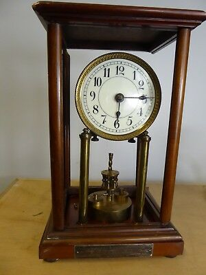 Early 1900s ANNIVERSARY CLOCK for parts repair